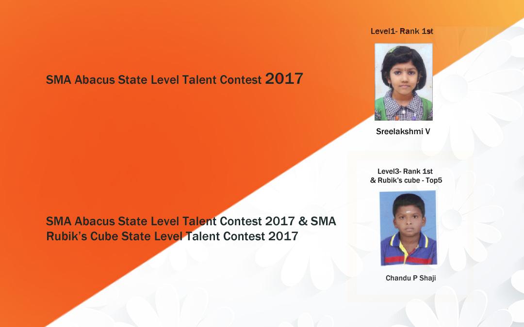 State Level Awards