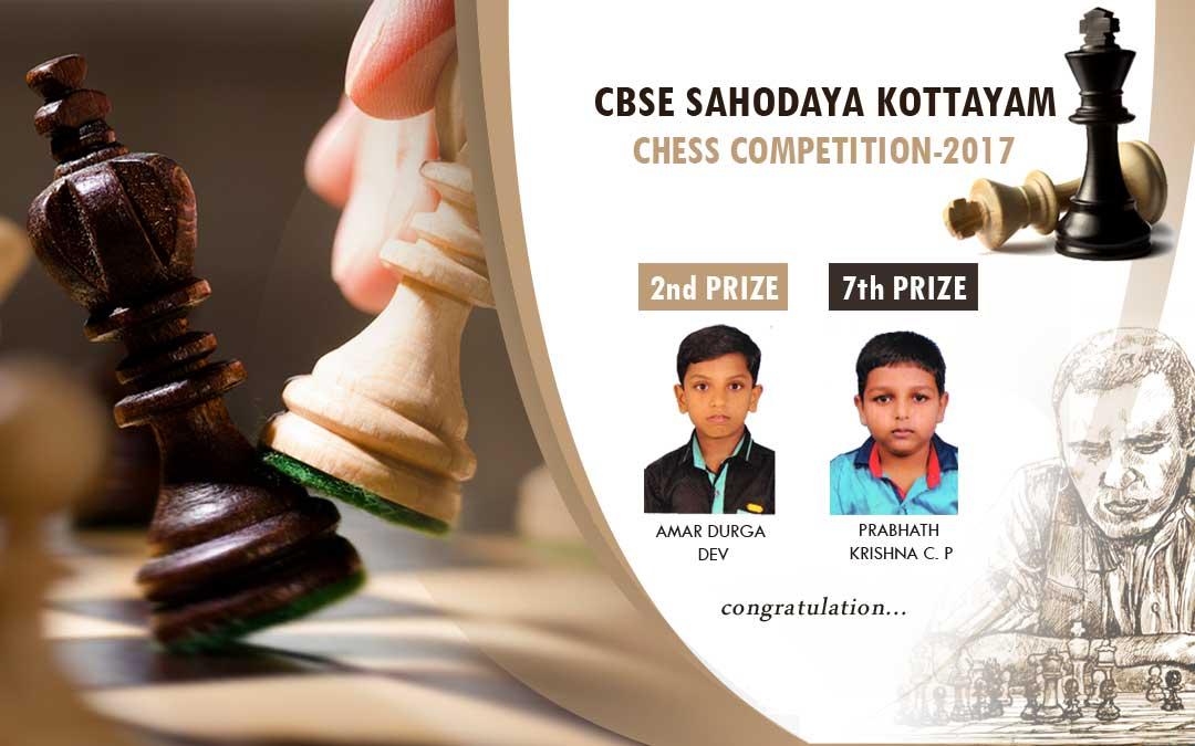 CBSE Sahodaya Kottayam Chess Competition-2017